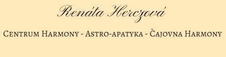 Blog Renáta Herczová