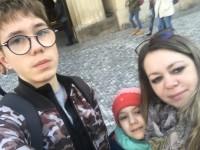 Praha a my